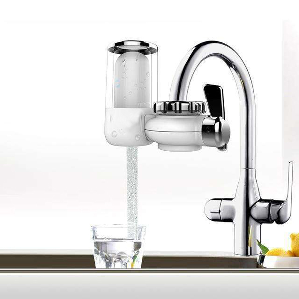 NFT LTH 01 Counter Top Faucet Water Purifier operation & maintenance cost inexpensive Faucet Filter product assemble pic