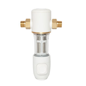 Home Municipal Water Pre-filter 1''to 1/2'' brass union NFT FB-2 300300