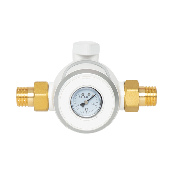 Home Municipal Water Pre-filter built-in oressure gauge at the top NFT FB-K001