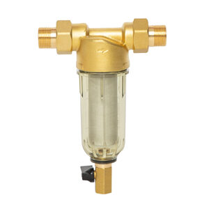 Home Municipal Water Pre-filter flushing controlled by yourself NFT FM-MK001