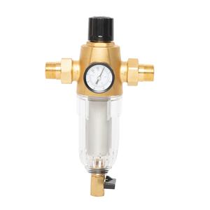Home Municipal Water Pre-filter is standard manual flushing NFT FM-TQ001