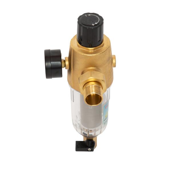 Home Municipal Water Pre-filter use brass union NFT FM-TQ001