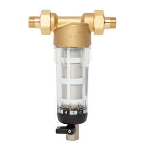 Scraping Municipal  Water Prefilter use food grade 316L stainless stell meshNFT SMA-TQ002B Water Prefilter