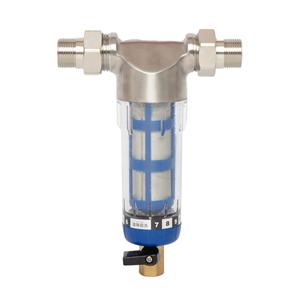 Scraping Municipal Water Prefilter explosion-proof filter housing NFT SMA-TQ002S