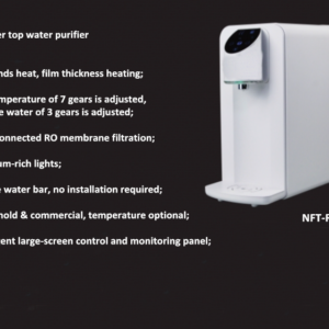 Five fine filtration, decontamination rate up to 99%NFT-RA-T3